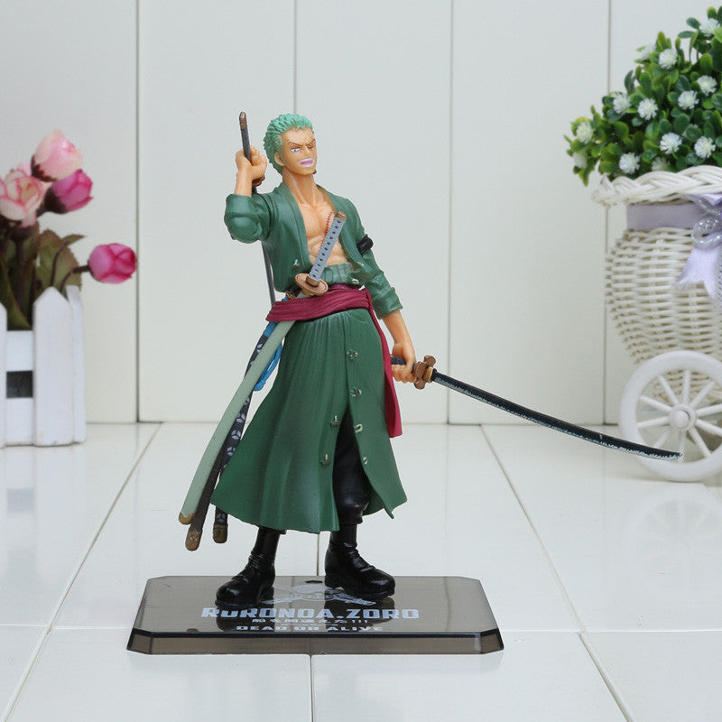 One Piece Sauron PVC Toy