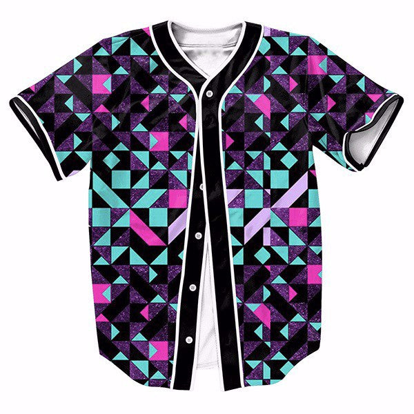 Multifaceted Geometric New Shirts