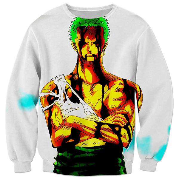 Zoro Sweater Shirts