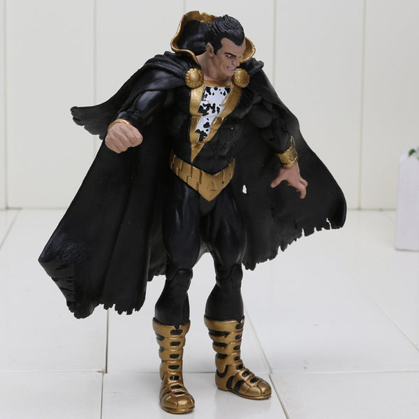 Super Hero Villains Black Adam PVC Toy