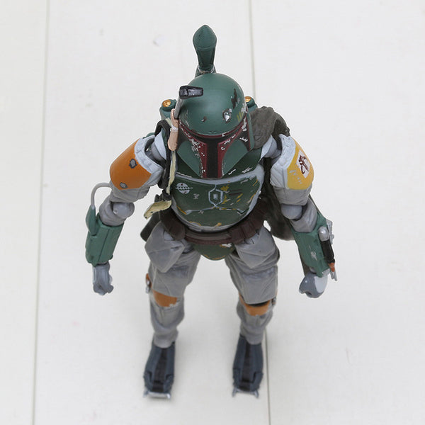 Star Wars REVO 005 Boba Fett PVC Toy