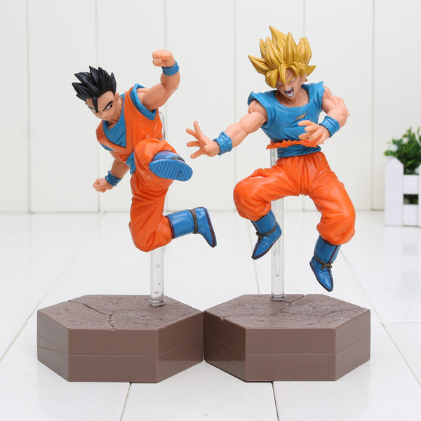 Son Goku Son Gohan DXF Fighting PVC Toy