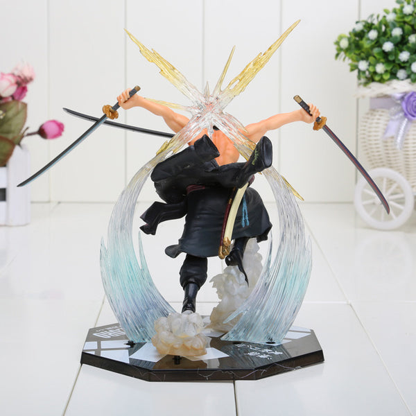 Anime One Piece POP Roronoa Zoro Banpresto PVC Toy
