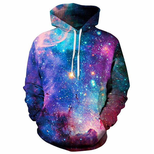 Newest 3D Galaxy Shirts