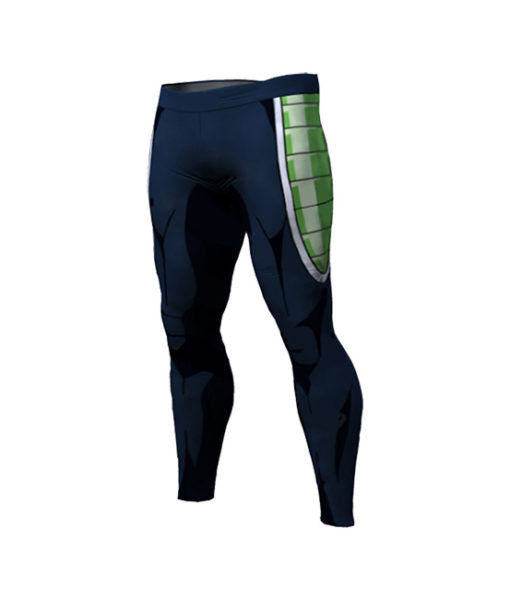 DBZ Bardock Men Leggings