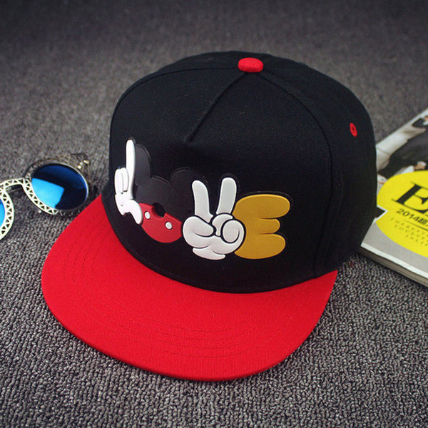 Love Mouse Hat
