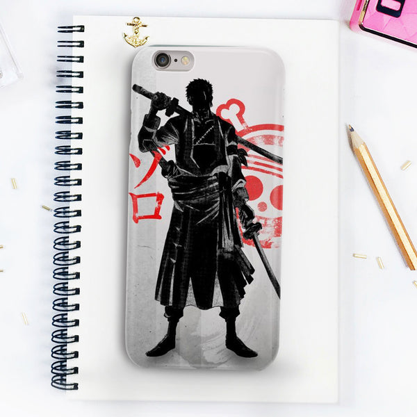 Roronoa Zoro Black Phone Case