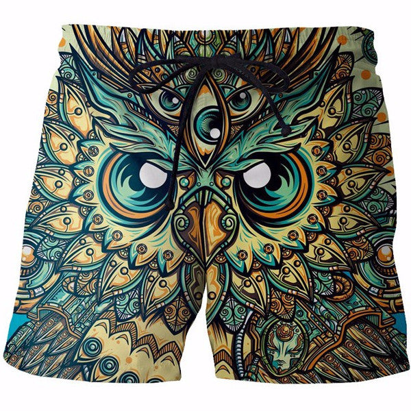 God Owl Of Dreams Shorts