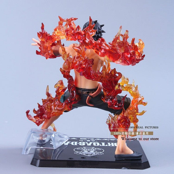 Portgas D Ace Figure Toy