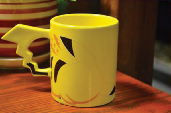Pikachu Cute Porcelain Mugs