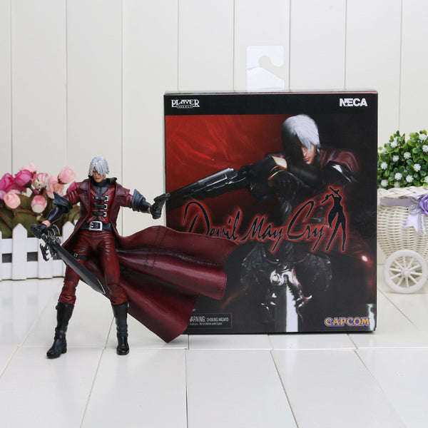 NECA Devil May Cry Dante PVC Toy