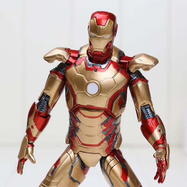 The Avengers Iron Man 3 Mark 42 PVC Toy