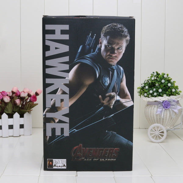 The Avengers Age of Ultron Hawkeye Clint PVC Toy