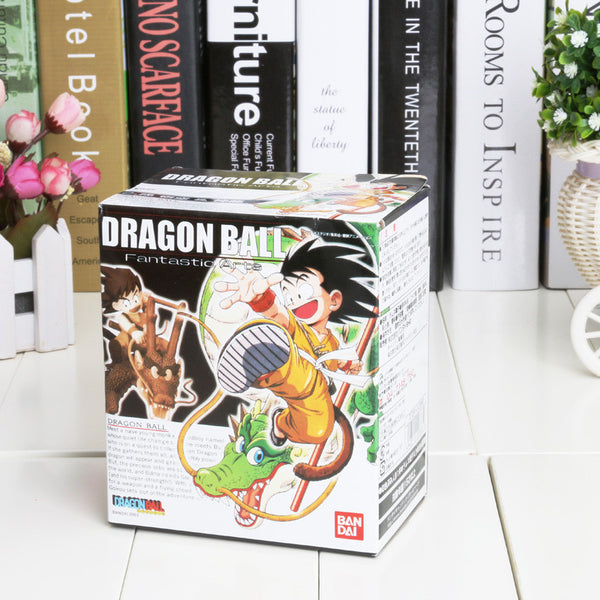 Dragon Ball Z Gokou Shenron Toy