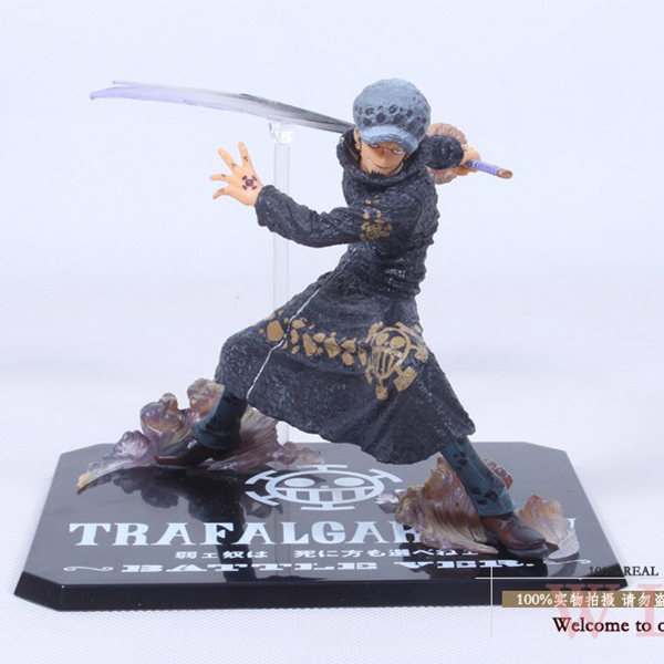 The Surgeon of Death Trafalgar Law Figure
