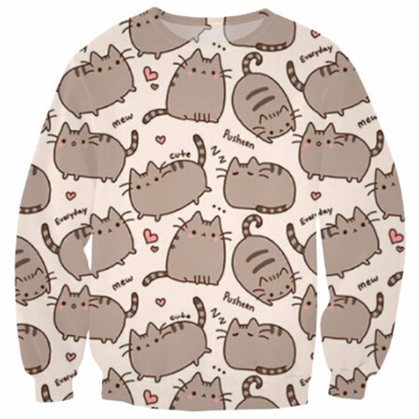 Pusheen Cat Shirts