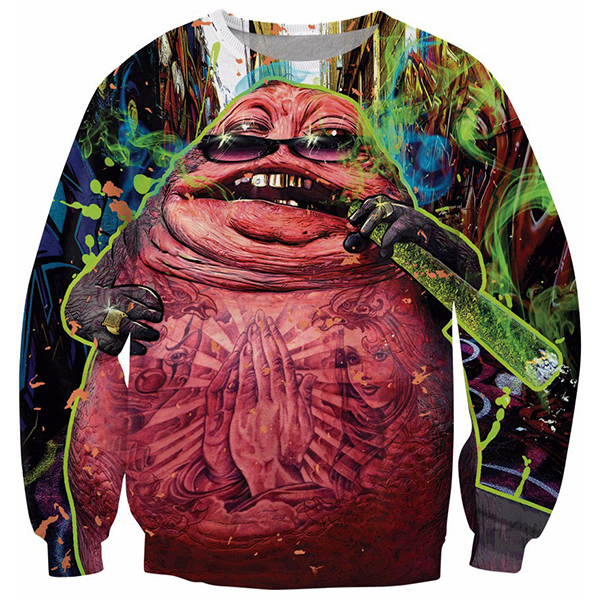 Star Wars Jabba The Hutt Shirts