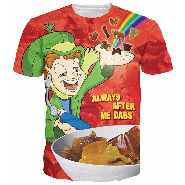 Lucky Dabs Funny Shirts