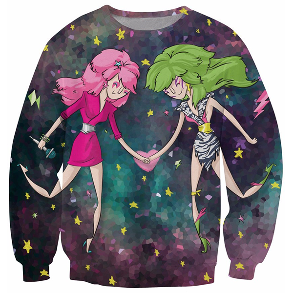 Jem And Pazzazz Shirts
