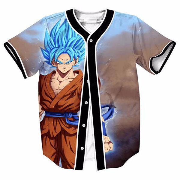 Goku Super Saiyan New Shirts