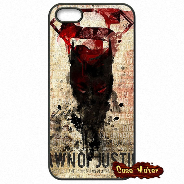 Batman VS Superman Dawn Of Justice Phone Case