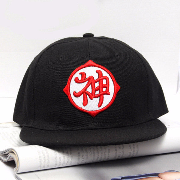 Dragon Ball Z Snapback Baseball Hat