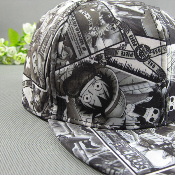 Anime One Piece Baseball Hat