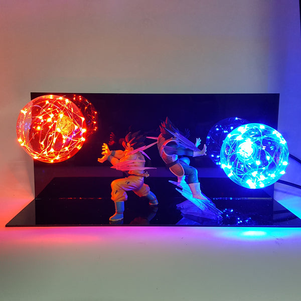 Goku & Vegeta New Lamp