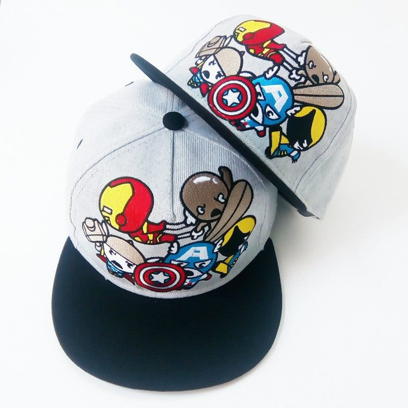Iron Man Fashion Hat