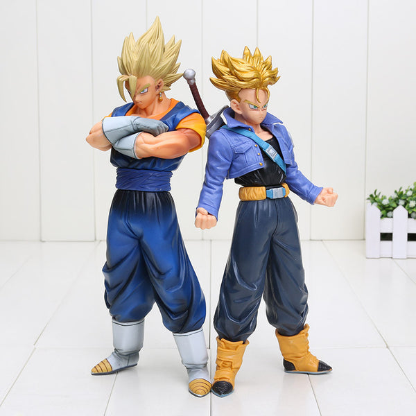 Anime Dragon Ball Z MSP Master Star Piece Vegetto Trunks PVC Toy