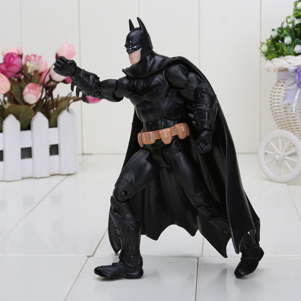 Superman and Batman Loose pvc Toy