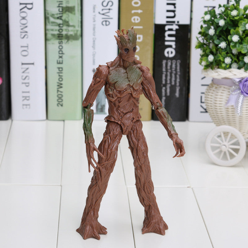 Superhero Guardians Of The Galaxy PVC Toy