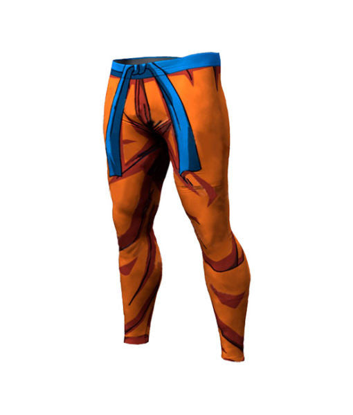 DBZ Son Goku Men Leggings