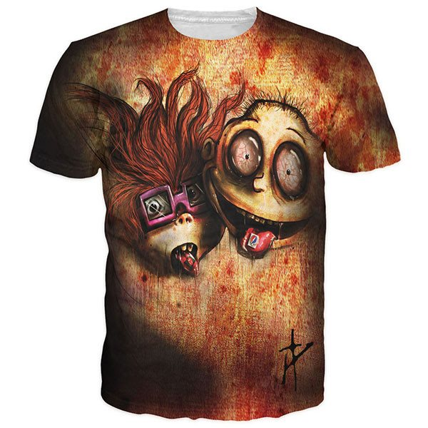 Tommy Pickles And Chuckie Finster Shirts
