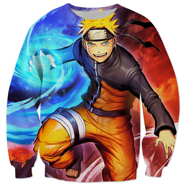 Naruto New Shirts