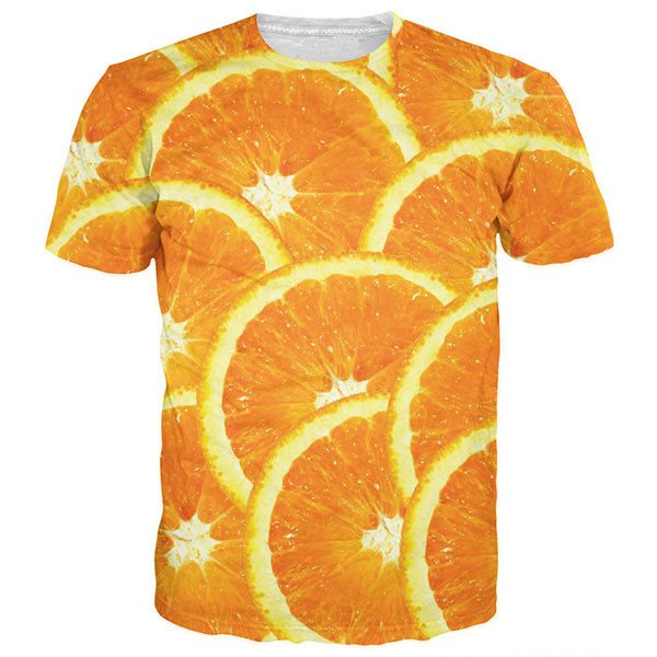 Oranges Fruit Shirts