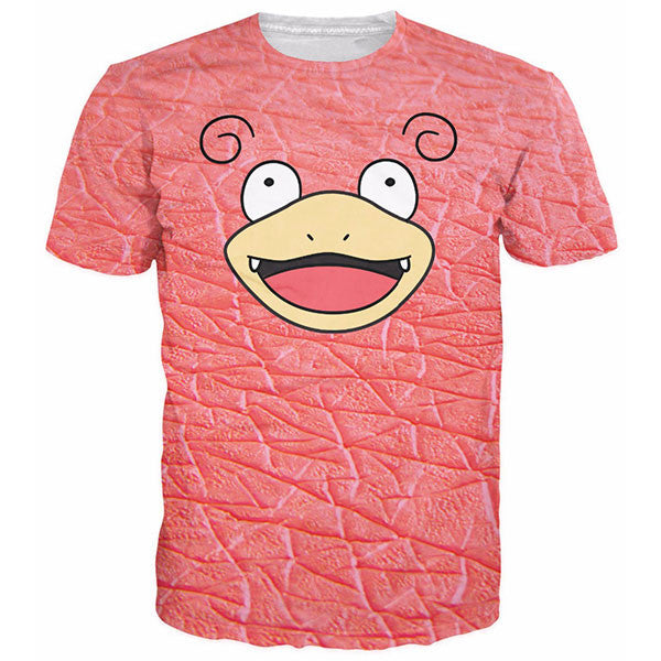Slowpoke Face Unique Shirts