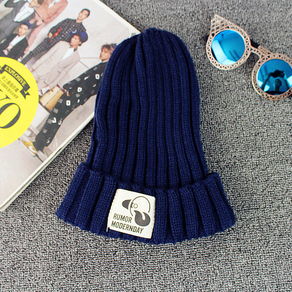 Rumor Modernday Autumn And Winter Hat