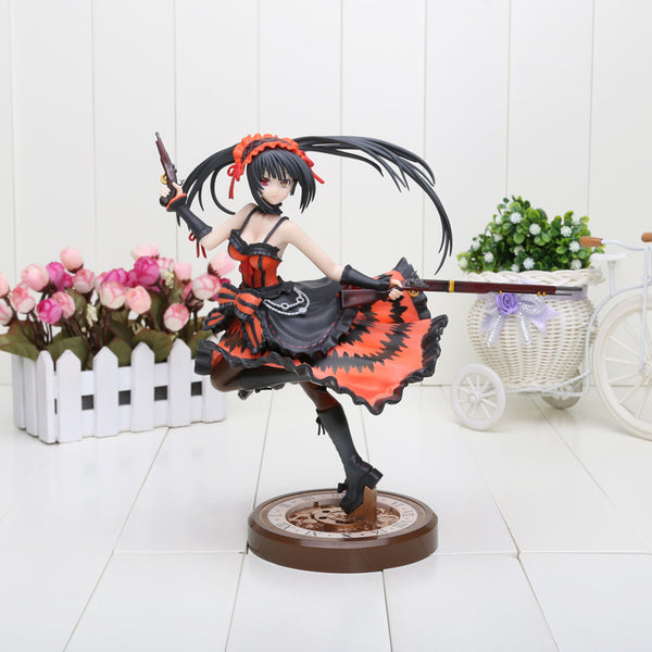 Anime Date A Live Alphamax Gun Girl PVC Toy