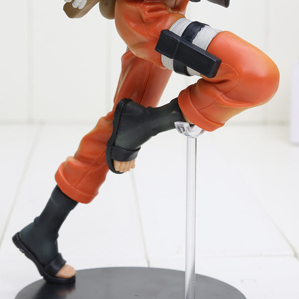 Anime Movie The Last Uzumaki Naruto Running PVC Toy