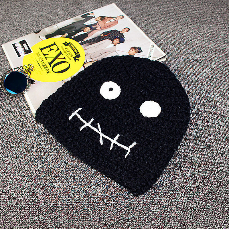 The Knitting Ball Wool Hat