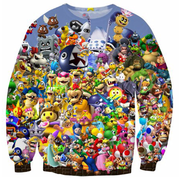 Super Mario Party Shirts