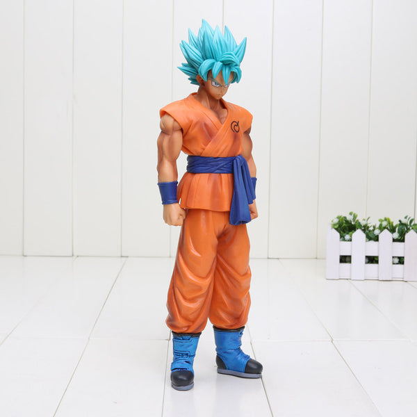 Resurrection F God Super Saiyan Son Goku PVC Toy