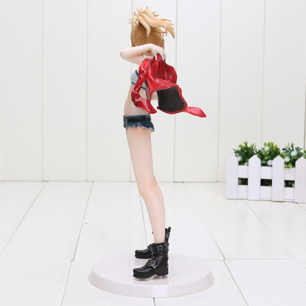 Fate Stay Night Apocrypha Saber Mordred PVC Toy