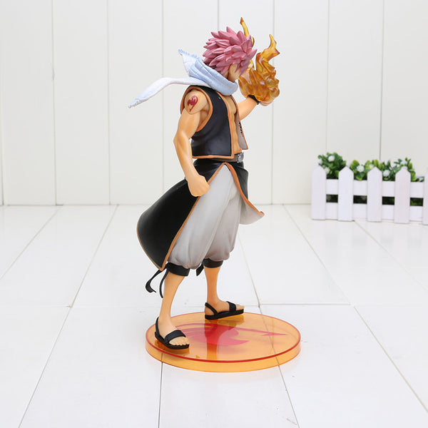 Fairy Tail Natsu Dragneel PVC Toy