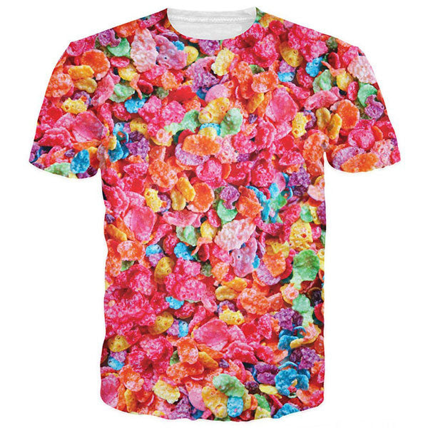 Cereal Killers Fruity Pebbles Shirts