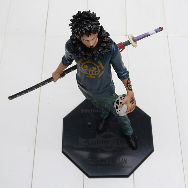 One Piece Trafalgar Law After 2 Years PVC Toy