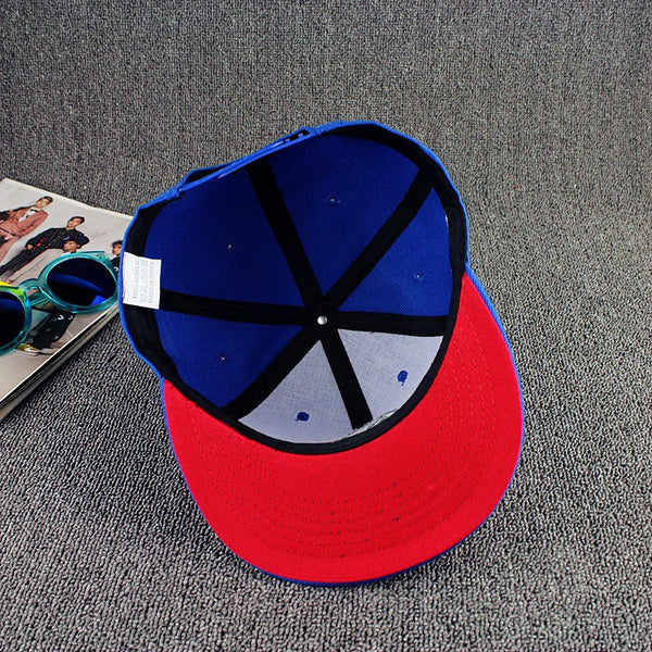 Captain America Iron Man Basketball Hat