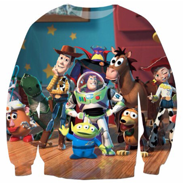 Toy Story Characters Shirts
