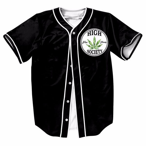 High Society Black 3D New Shirts